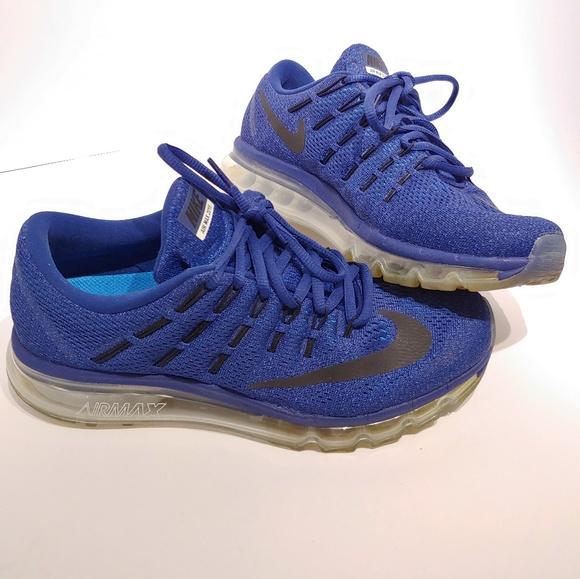 Nike Air Max 2016 Deep Royal Blue